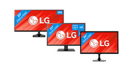 Écrans PC LG