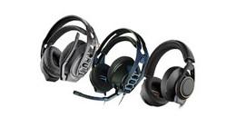 Plantronics gaming headsets