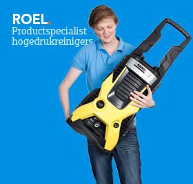 Product specialist bij Hogedrukreinigerexpert.be