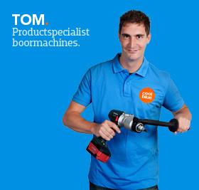 Product specialist bij Boormachinestore.nl