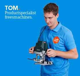 Product specialist bij Freesmachineshop.nl