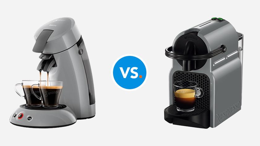 Nespresso vs Senseo