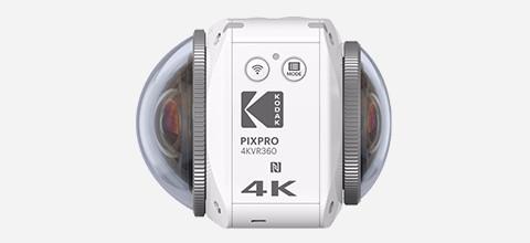 360 graden camera resolutie