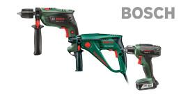 Bosch boormachines