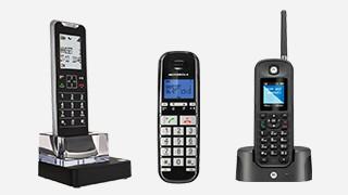 Motorola DECT telefoons