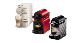 Nespresso machines