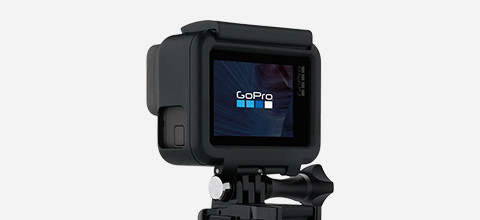 Action cams beeld