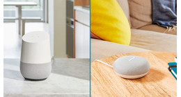 Google Home vs. Google Home Mini