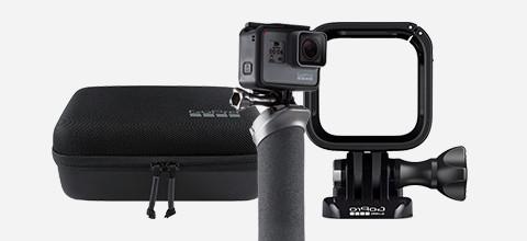 Action cams accessoires