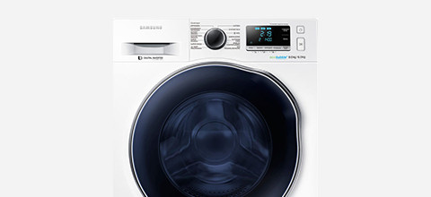 Wasmachine afmetingen