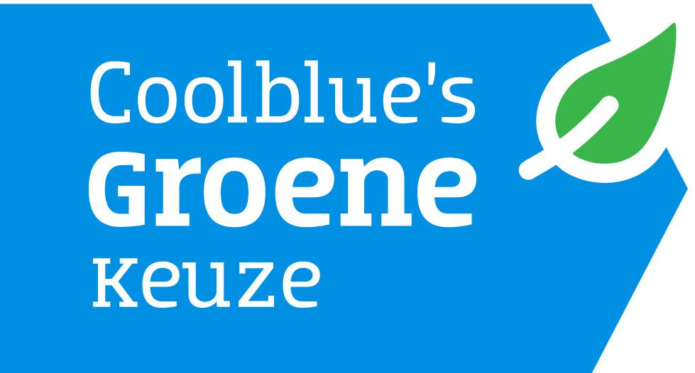Coolblue's groene keuze