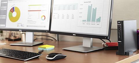 Formaat en schermgrootte monitoren