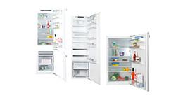 Siemens inbouw koelkasten