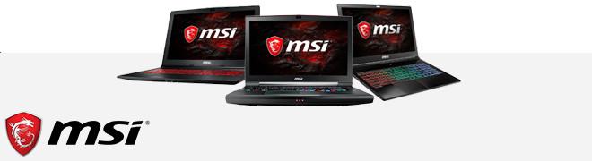 Msi laptop series