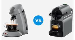 Senseo vs Nespresso