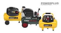 Powerplus compressors
