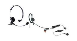 Motorola headsets for walkie-talkies