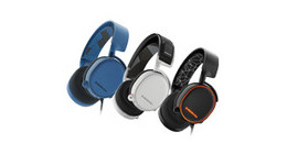 SteelSeries gaming headsets