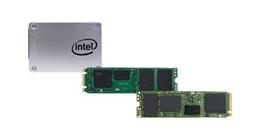 Intel harde schijven intern SSD