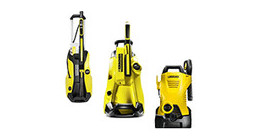 Karcher high-pressure cleaners