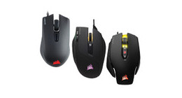 Corsair gaming muizen