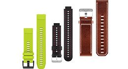 Watch straps for Garmin