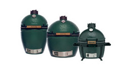 Big Green Egg barbecues