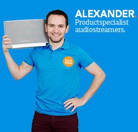Product specialist bij Audiostreamershop.nl