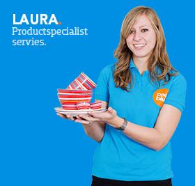 Product specialist bij Serviesstore.nl