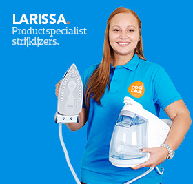 Product specialist bij Strijkijzerstore.nl