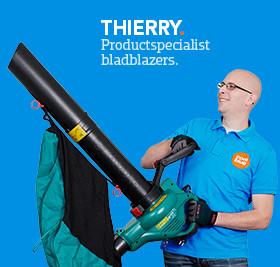 Product specialist bij Bladblazershop.be