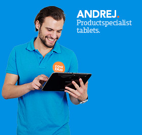 Product specialist bij Tabletcenter.be