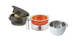 Citruspersen voor keukenrobots