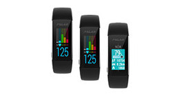 Polar activity trackers