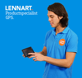 Product specialist bij GPSshop.be