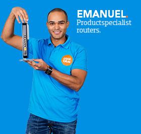 Product specialist bij Routercenter.nl