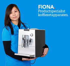 Product specialist bij Koffiecenter.be