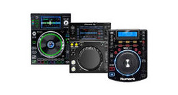 DJ cd spelers
