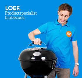 Product specialist bij BBQcenter.be