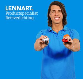 Product specialist bij Fietsverlichtingstore.nl