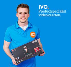 Product specialist bij Videokaartshop.nl