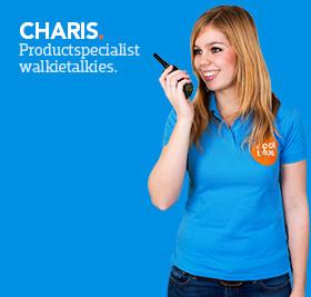 Product specialist bij Walkietalkiestore.nl