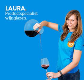 Product specialist bij Wijnglazenstore.nl