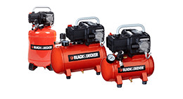 Black & Decker compressors