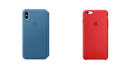 Originele Apple iPhone en iPad hoesjes