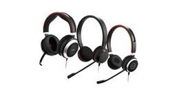 Jabra office headsets