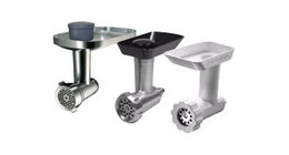 Meat grinders for stand mixers