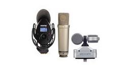 Microphone de caméra