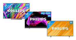 Télévisions Philips Ambilight