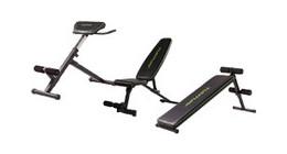 Tunturi workout benches